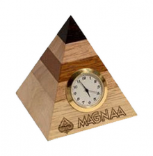 Đồng hồ để bàn gỗ 03