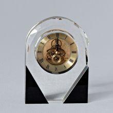 Đồng hồ để bàn thủy tinh 14