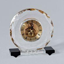 Đồng hồ để bàn thủy tinh 15