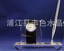 Đồng hồ để bàn thủy tinh 21
