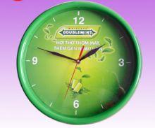 Đồng hồ treo tường kim loại 02