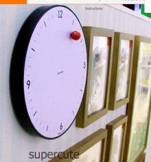 Đồng hồ treo tường kim loại 05