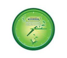 Đồng hồ treo tường kim loại 06