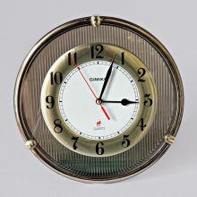 Đồng hồ treo tường kim loại 09