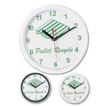 Đồng hồ treo tường kim loại 10