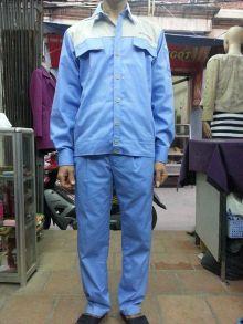Quần áo bảo hộ 06